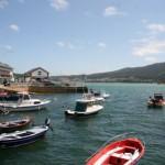 Puerto de O Barqueiro, en pareja o con niños