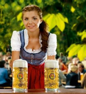 Llega la Oktoberfest de Munich, la fiesta alemana de la cerveza
