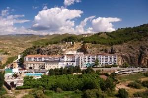 Balneario Baños de Fitero, Navarra