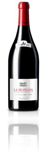La Olvidada, de Solar de Samaniego, un vino muy interesante