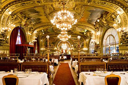 Comer…en un lugar diferente, en París