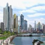 Panamá City y el Canal de Gamboa