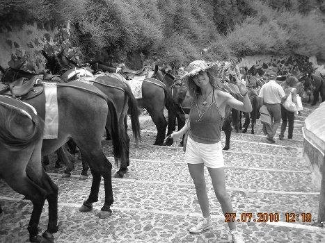 Santorini y Rodas, «La Magia del Egeo (Yolanda Redondo Santos)