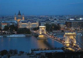 Danubio a su paso por Viena